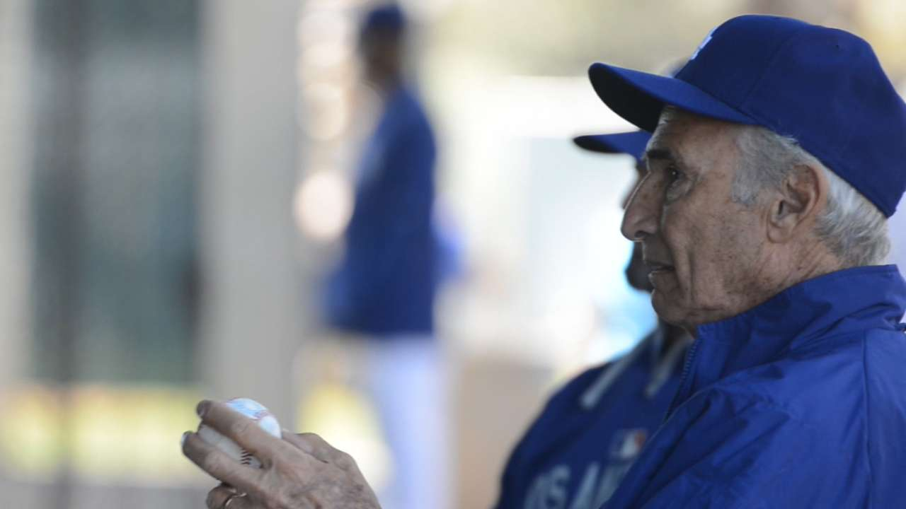 Koufax on the new-look Dodgers