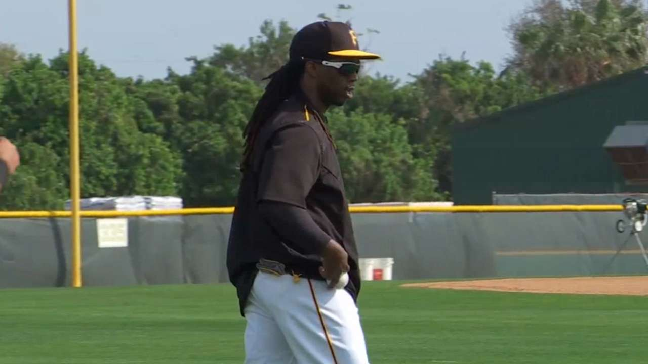 McCutchen's maladies not a concern for Pirates