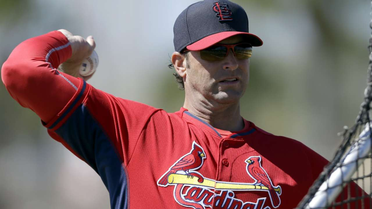 Notes from Cardinals spring camp, Feb. 27