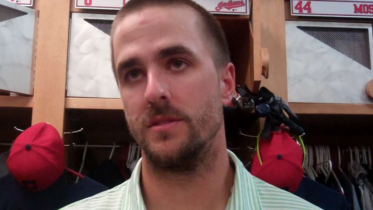 Chisenhall seeks to improve consistency at plate