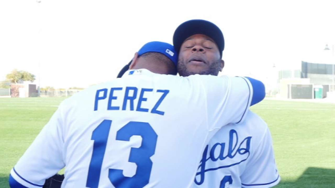 Royals' feeling is they have winning chemistry