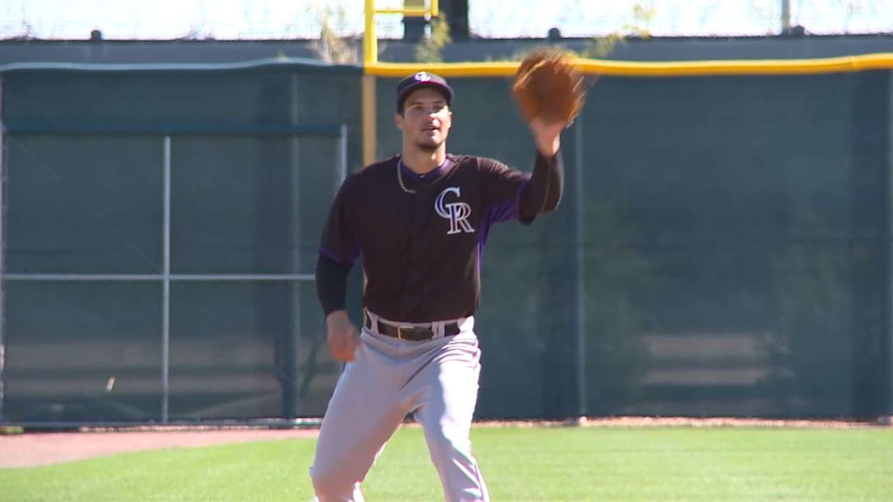 Rockies leaders to take questions from fans on Monday