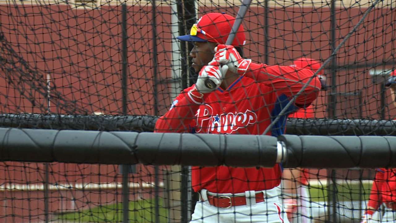 Phillies looking for bounce-back year from Brown