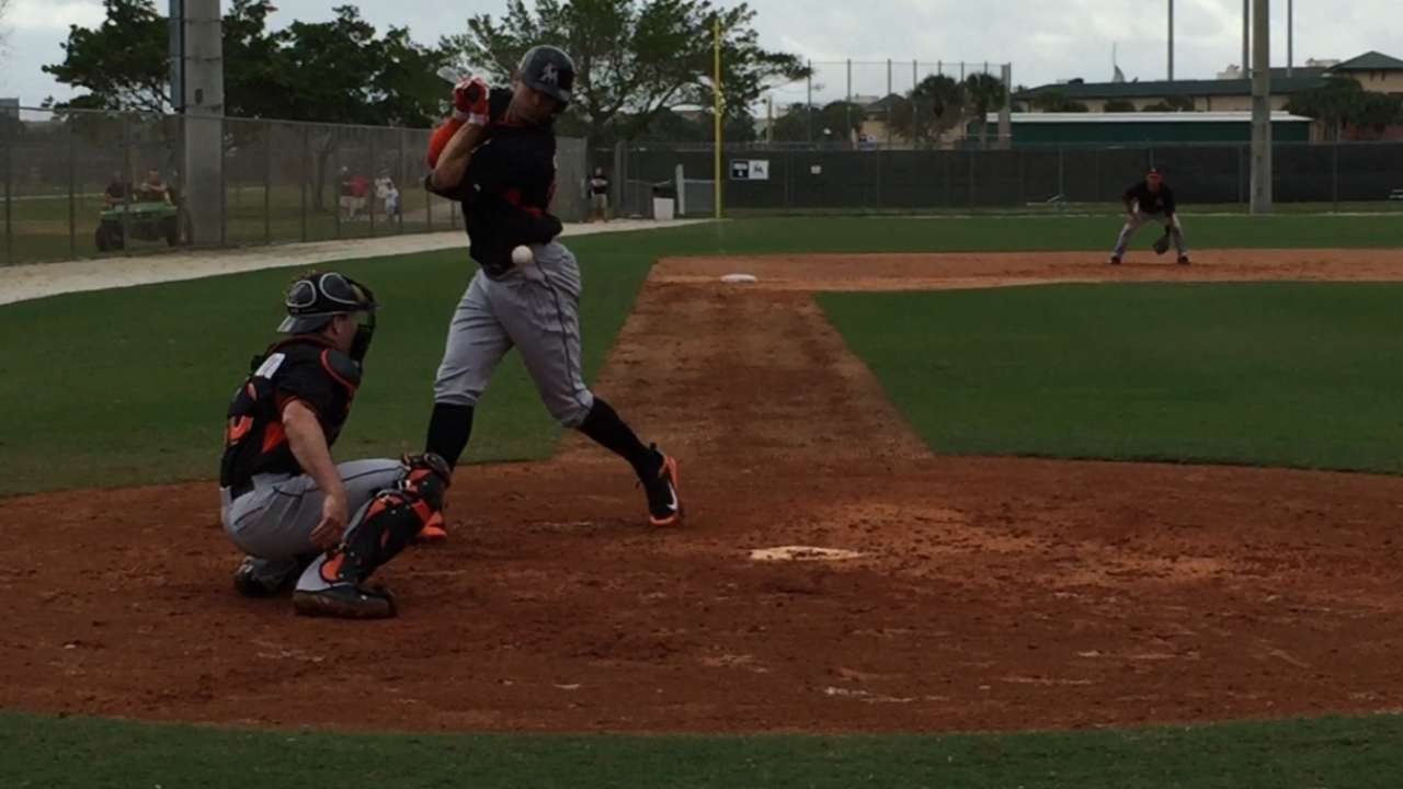 Marlins opt to hold Stanton out of UM exhibition