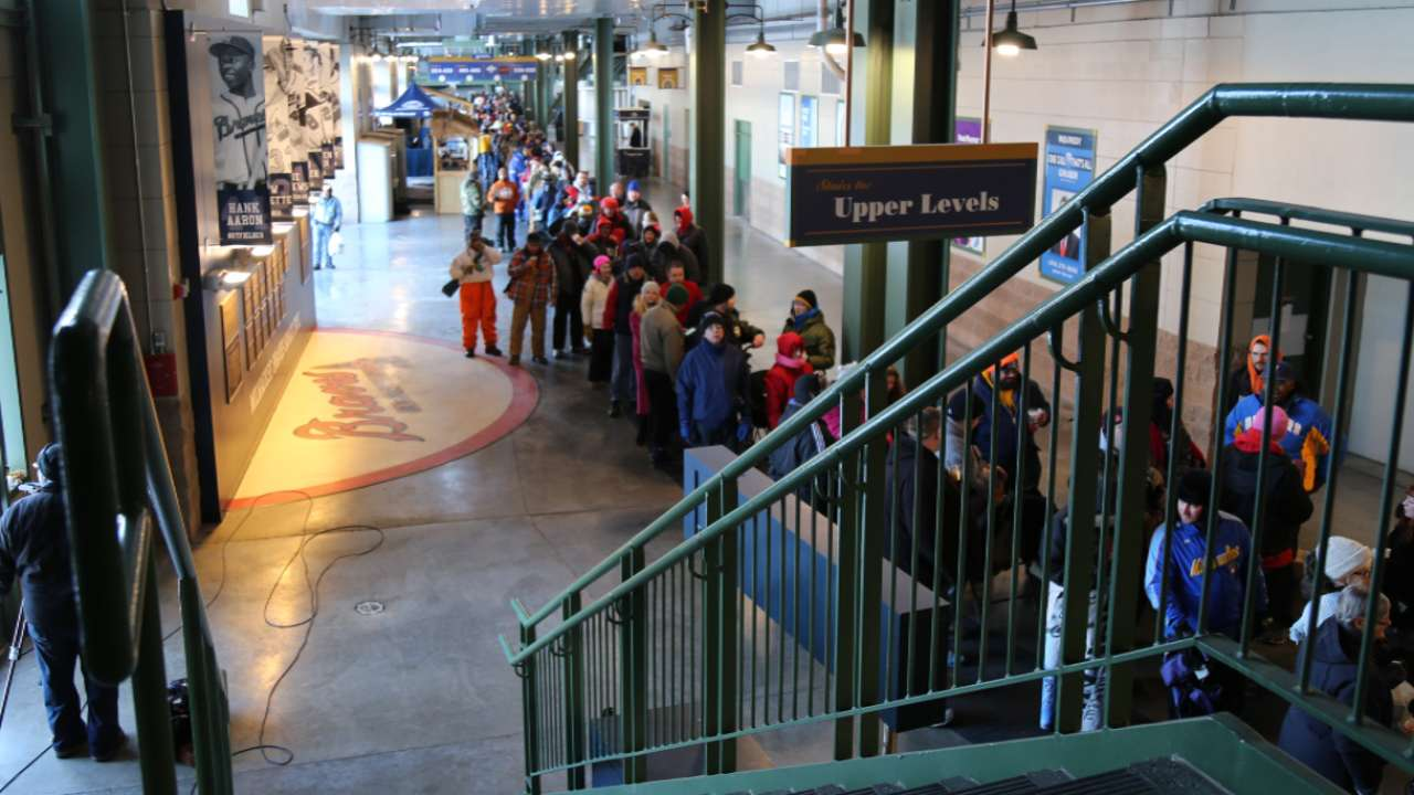 Last Call: Brewers report strong individual ticket sales