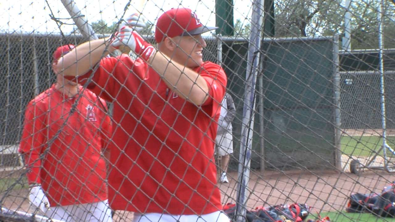 Scioscia ready to roll out regulars in spring games