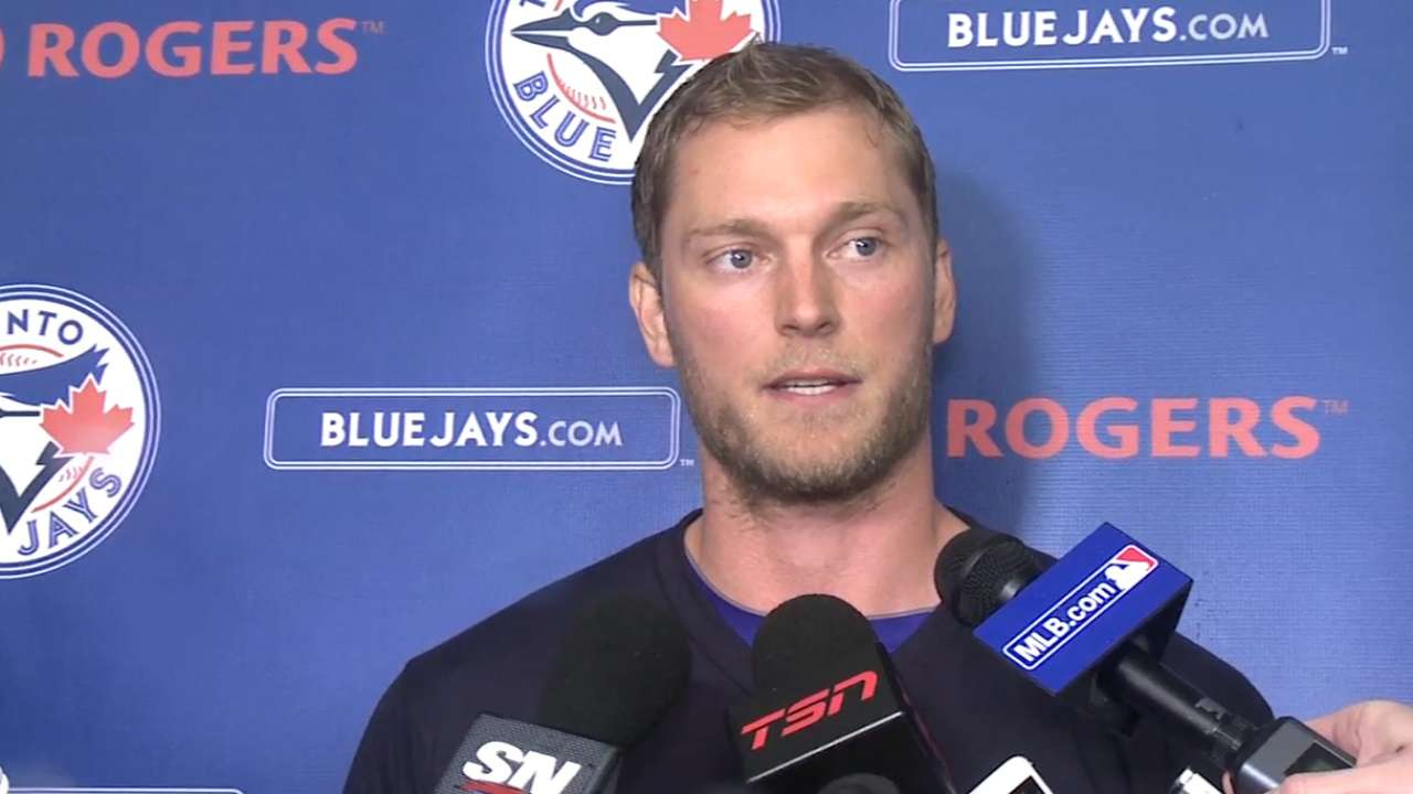 Saunders' rehab stint almost over, set to join Blue Jays