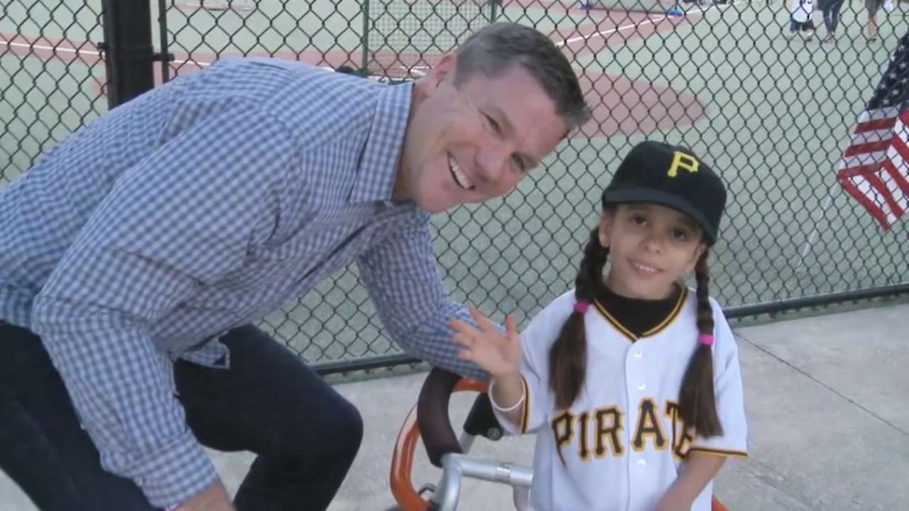 Off-the-field youth endeavors important to Bucs