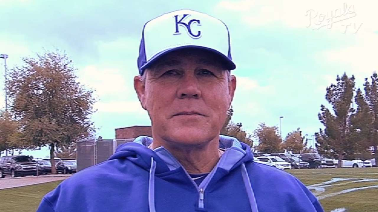Rain washes out Royals' intrasquad contest