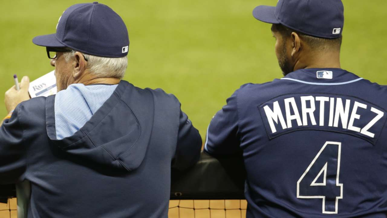 Report: D. Martinez to interview for LA manager job