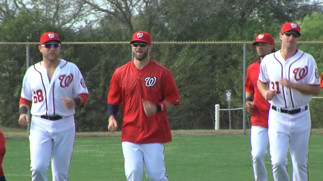 Nationals' wealth of arms could be key to October success