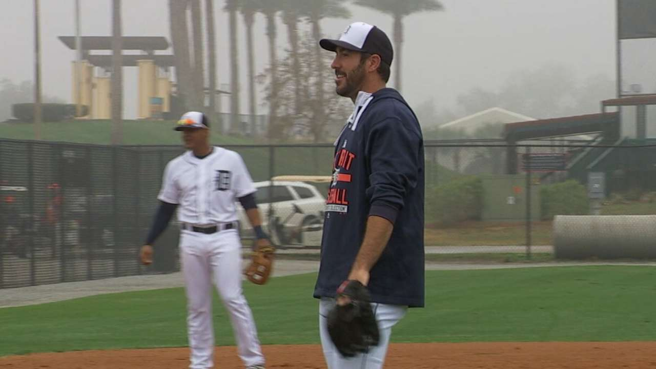 Verlander on new-look Tigers