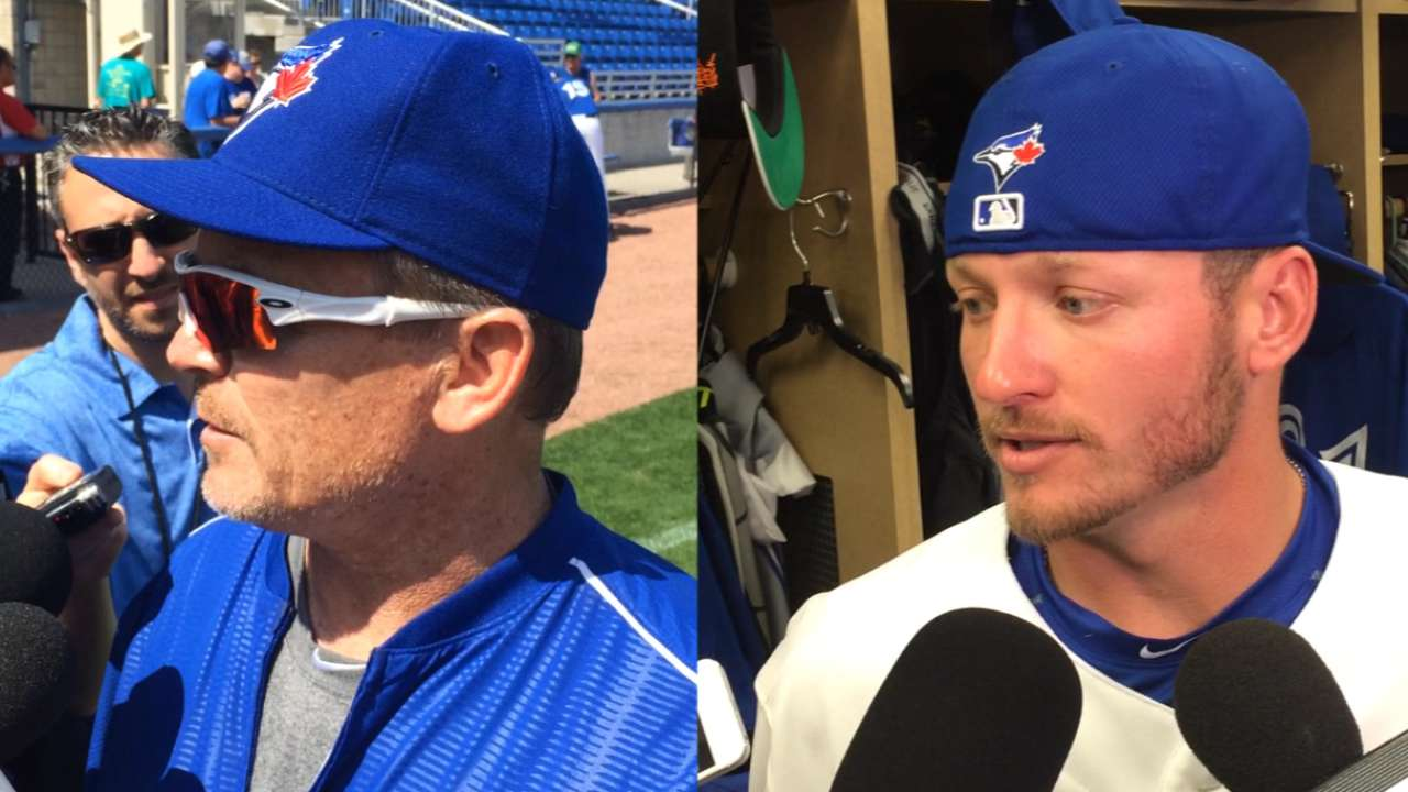 Buehrle among Blue Jays to get work in intrasquad game