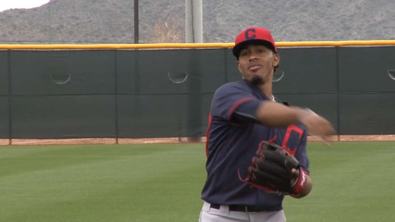 Lindor to be given every opportunity to develop