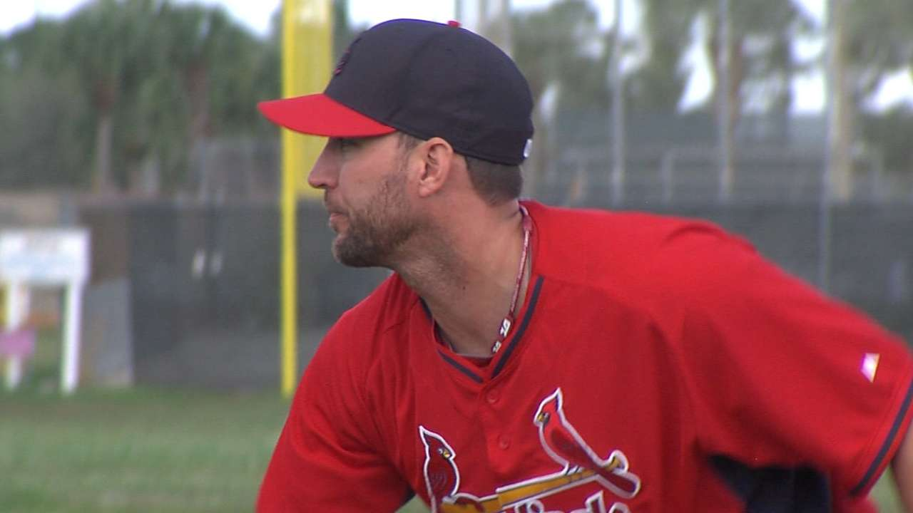Matheny channels inner catcher for Gonzales, Tuivailala