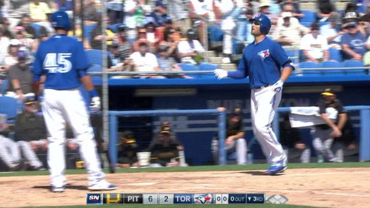 Pillar flashes power, but Sanchez greeted harshly