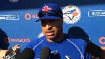 Wells on visiting Blue Jays camp, Pompey's potential