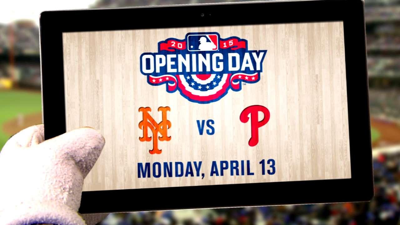 Mets fans can watch season opener free at Citi Field