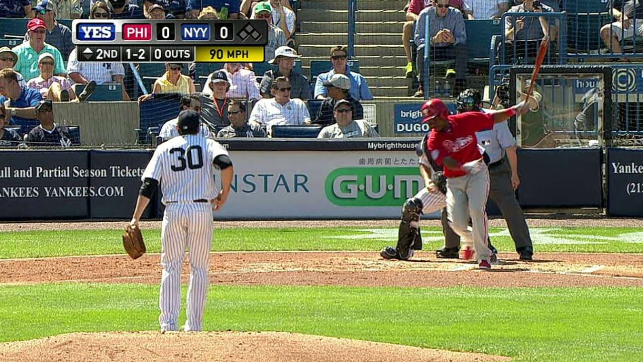 Eovaldi gives up just one run in Yankees debut