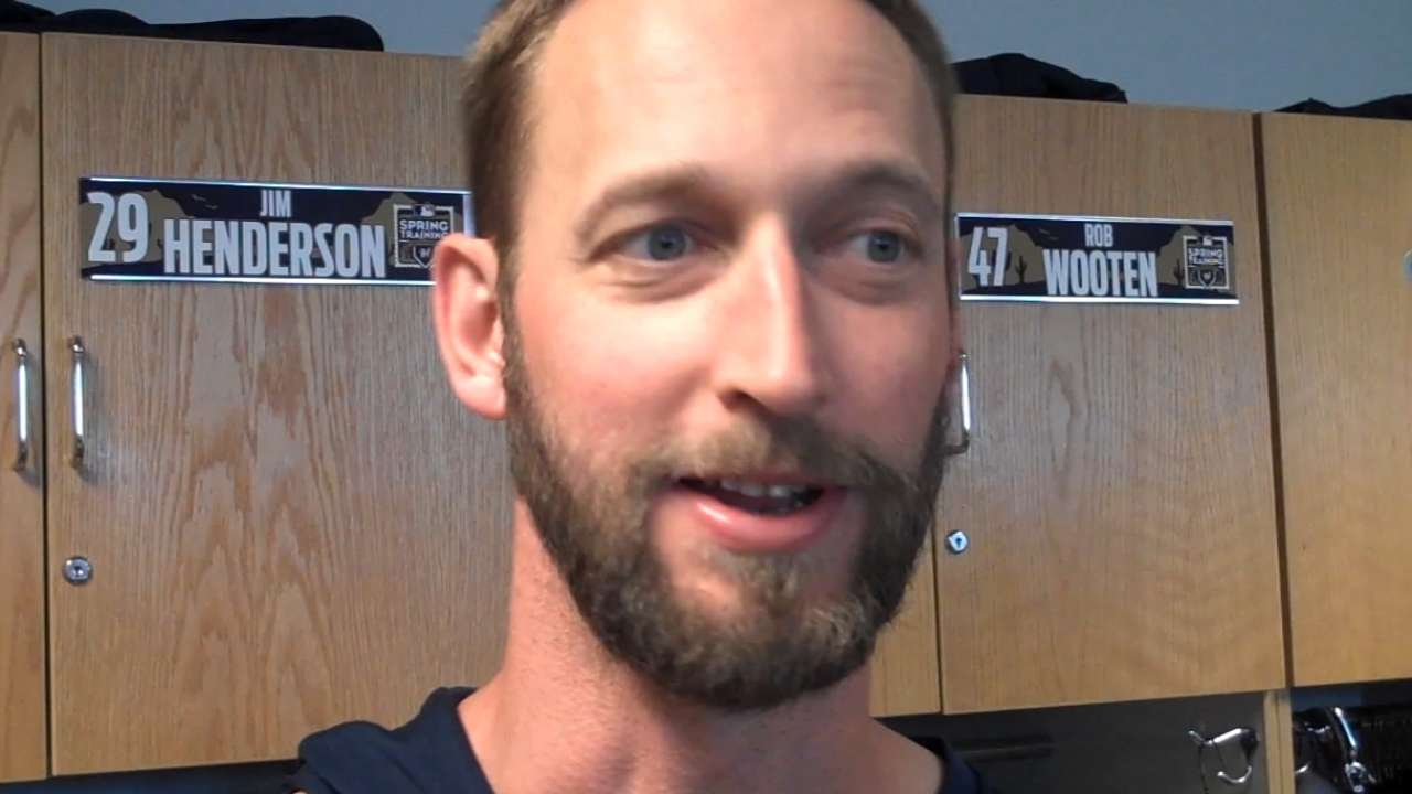 Henderson returns for Crew in exhibition vs. UW-Milwaukee
