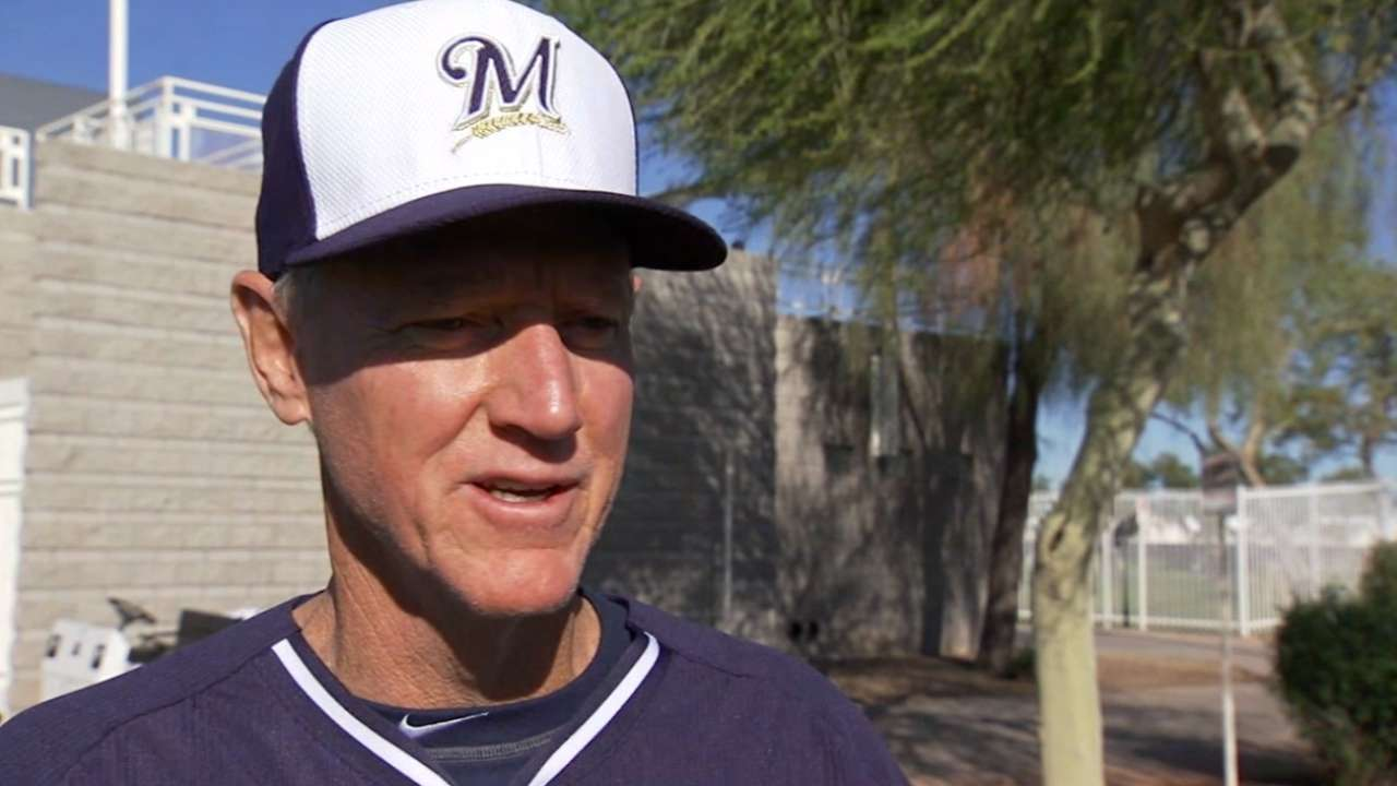 Roenicke on finishing '15 strong