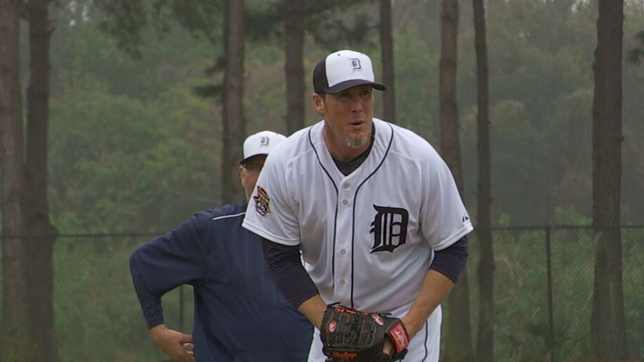 Ausmus hopeful Miggy will be ready for Opening Day