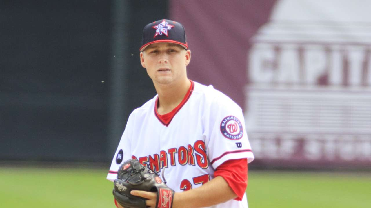 Voth, Skole among 10 top prospect performers Tuesday