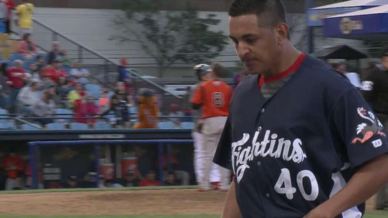 Gonzalez to make Major League debut against Cards