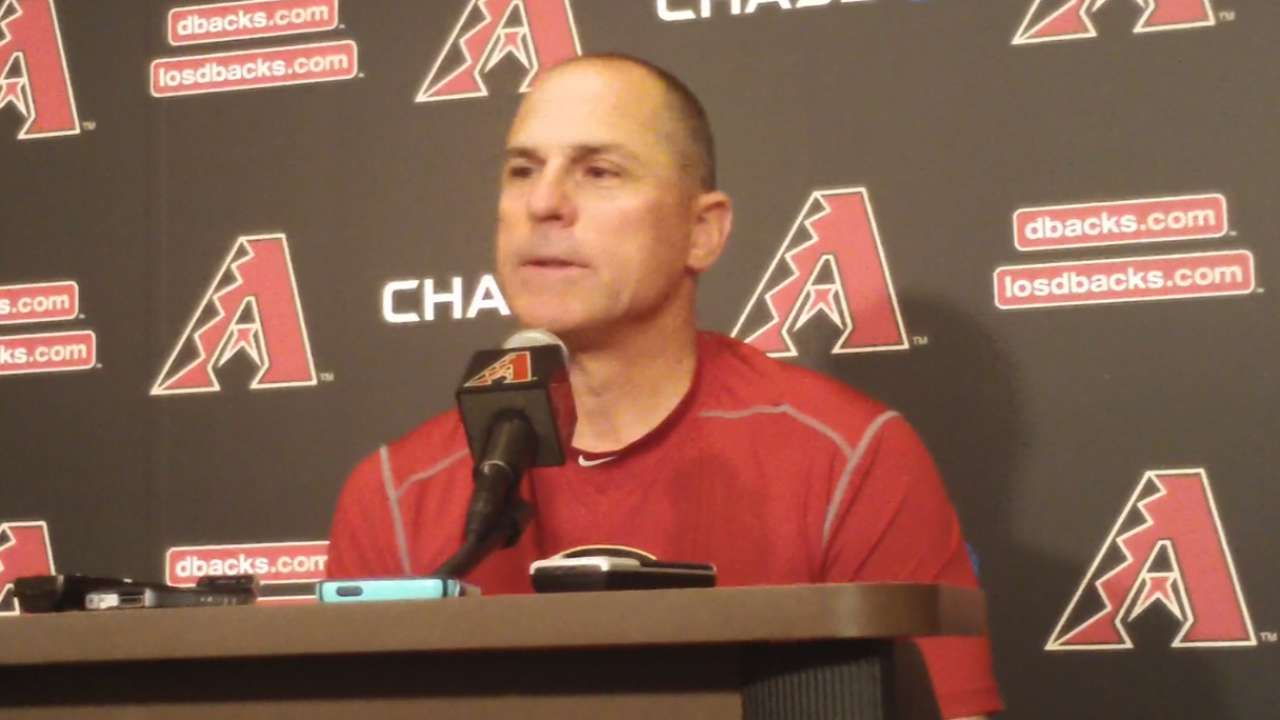 Socrates makes strong early impression in D-backs' camp