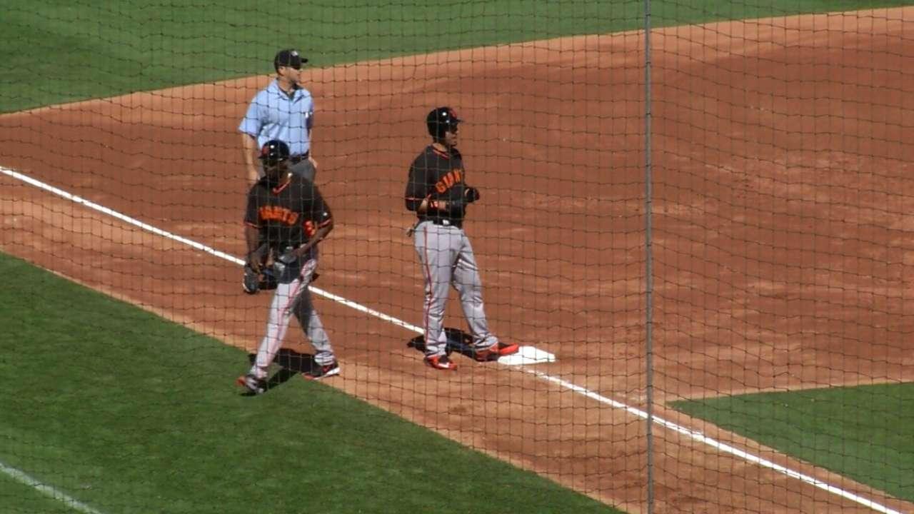 Ishikawa's two-run triple