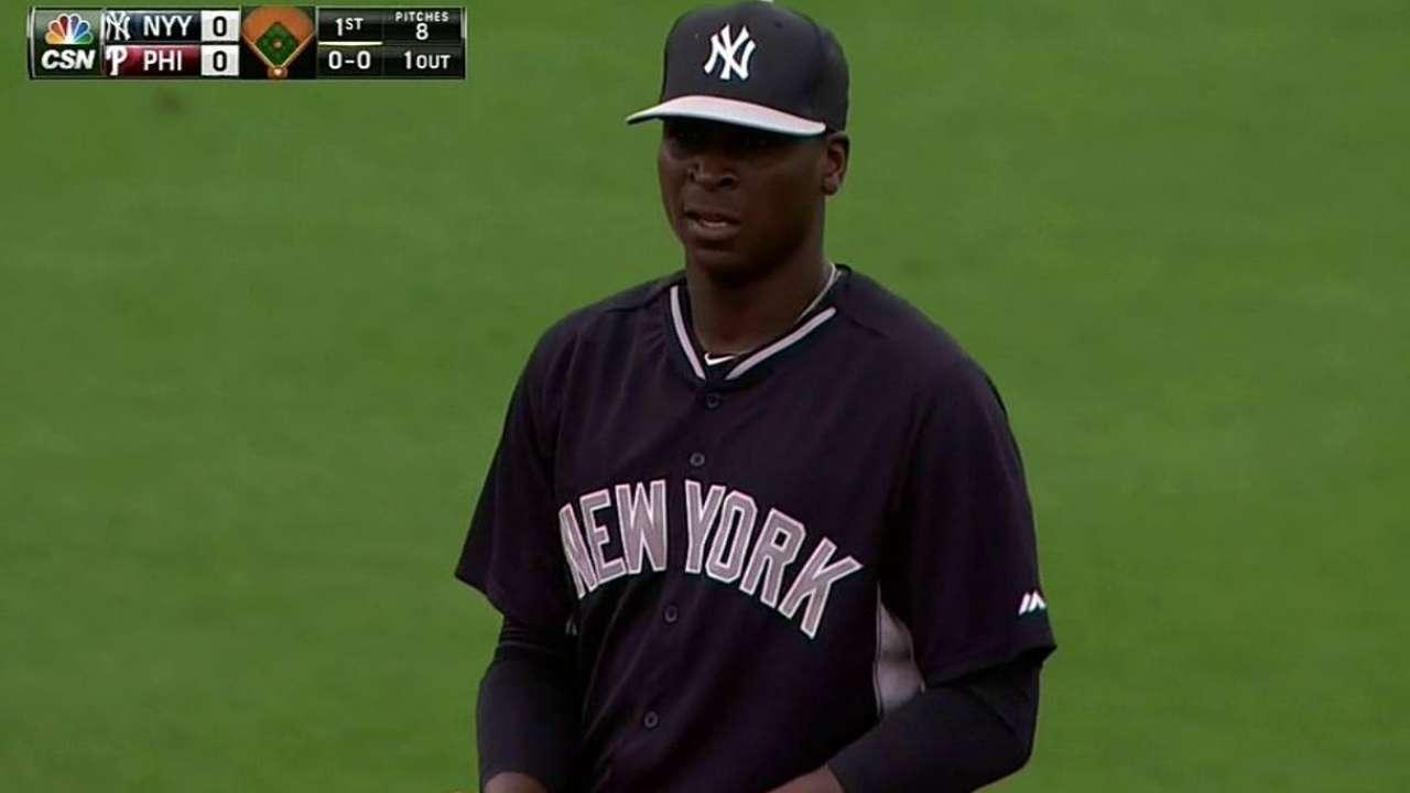 Yankees hoping to see Gregorius' maximum potential
