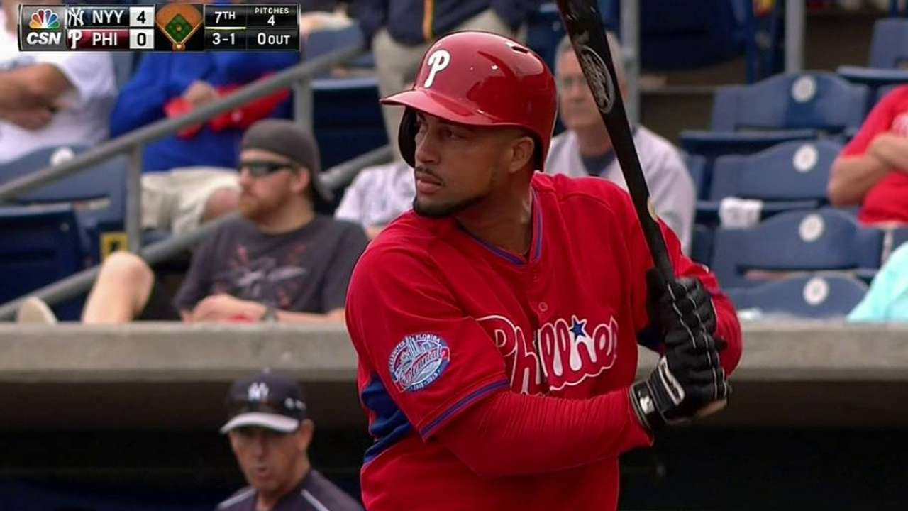 Sandberg: Small ball to be important for Phillies