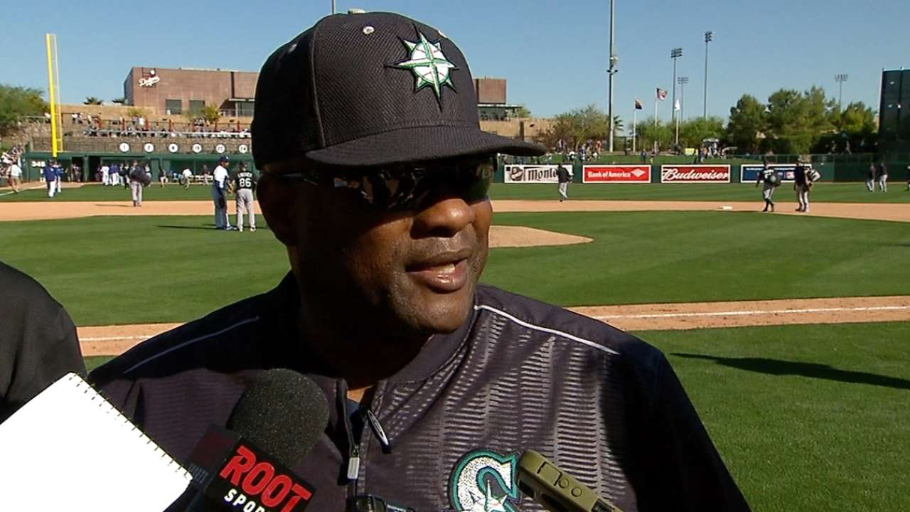 McClendon on 7-4 loss to Dodgers