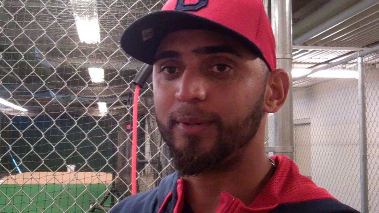 Salazar debuts in pitch for rotation, Marcum solid in relief