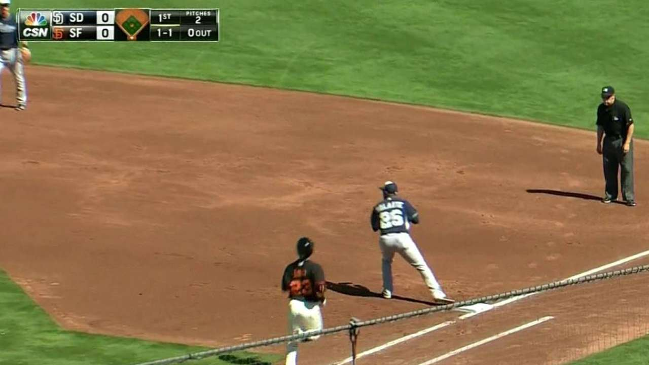 Shields gets Aoki to ground out