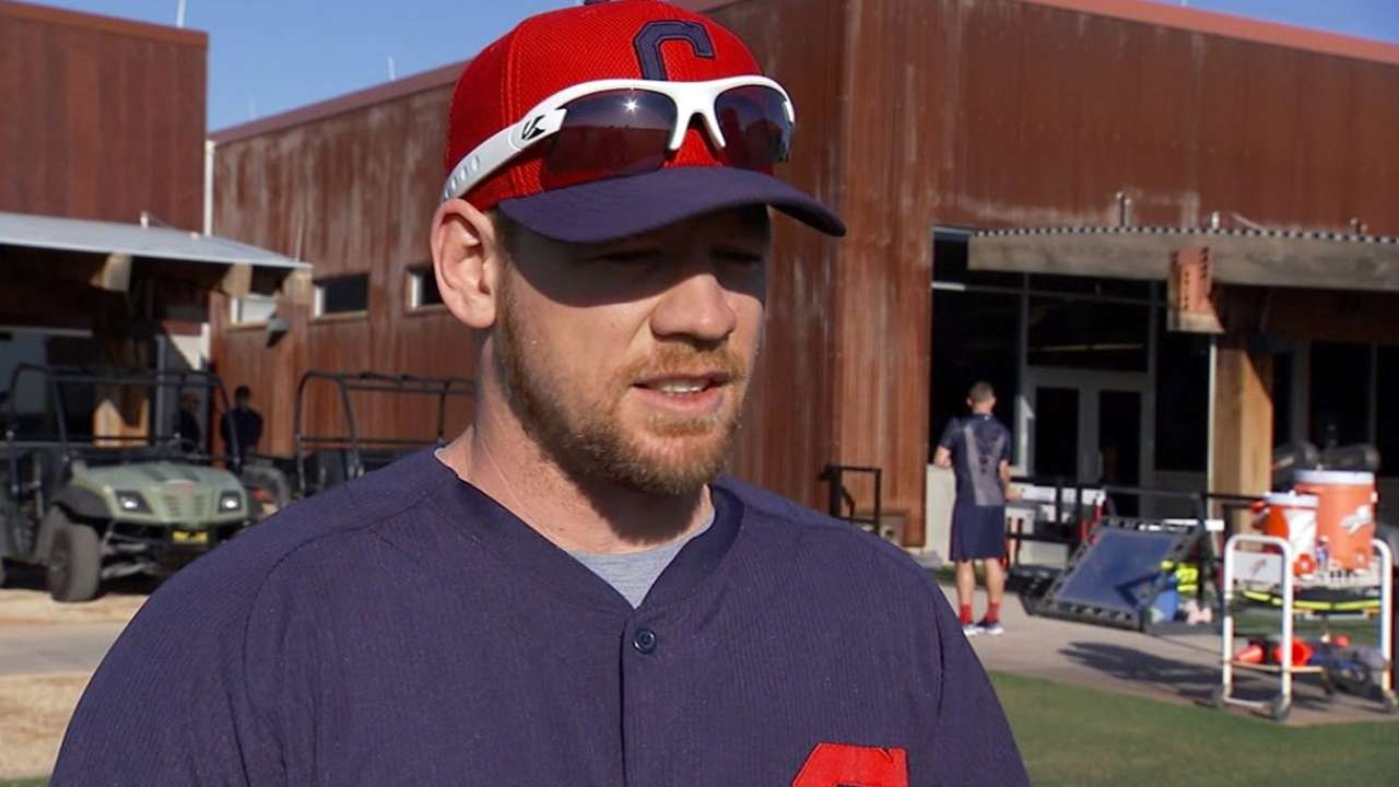 Moss on transition to Indians
