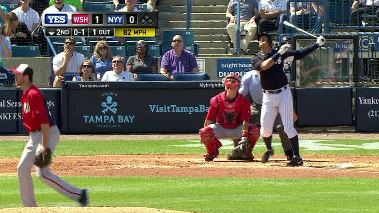 A-Rod's ground-rule double