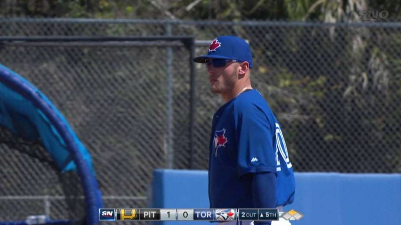 Sanchez nearly flawless, but Blue Jays fall to Pirates