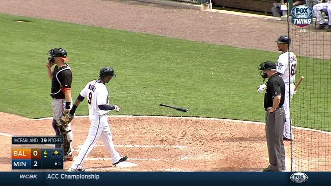 Escobar makes strong case for shortstop