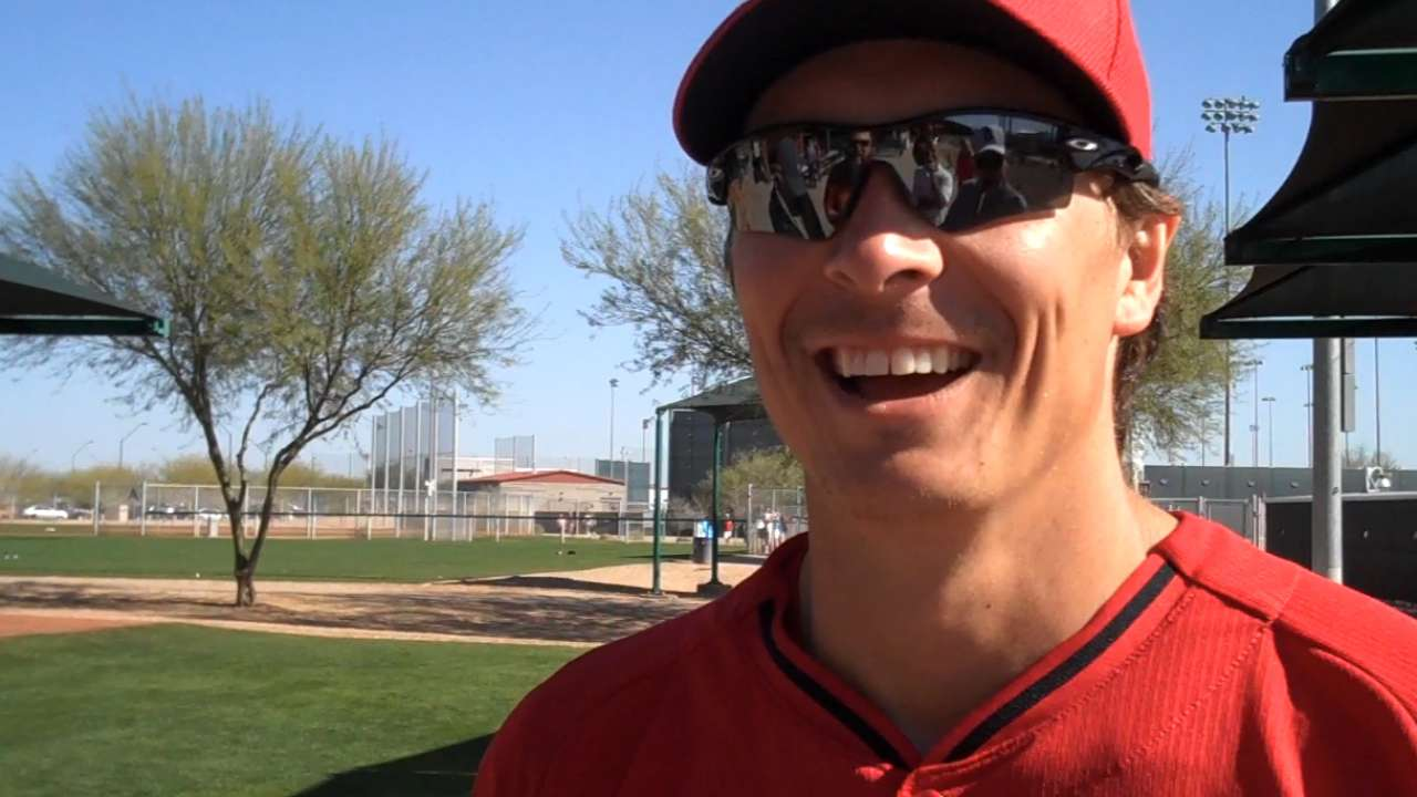 Bailey pleased with progress after latest bullpen session