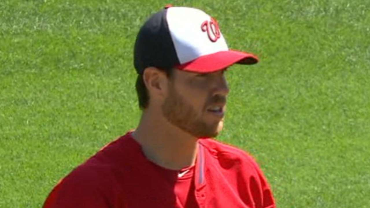 Fister OK with overall outing except for walk