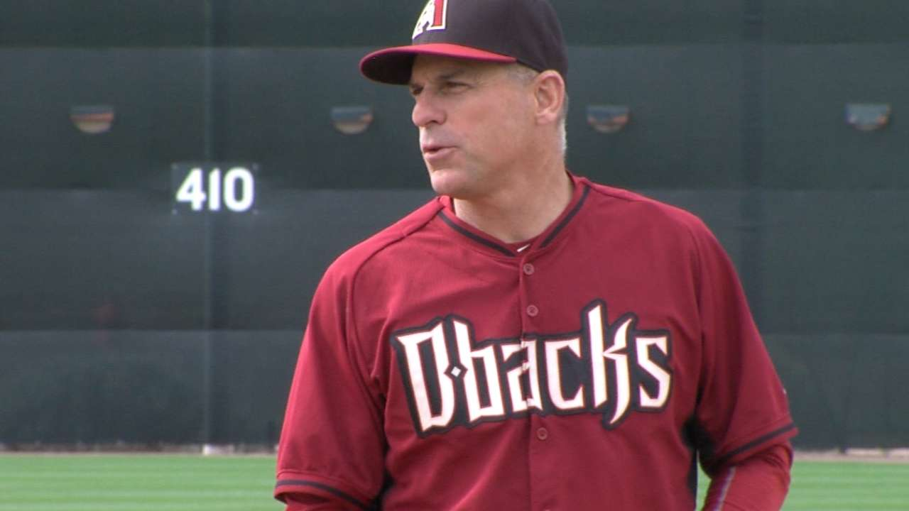 Hale discusses state of the D-backs