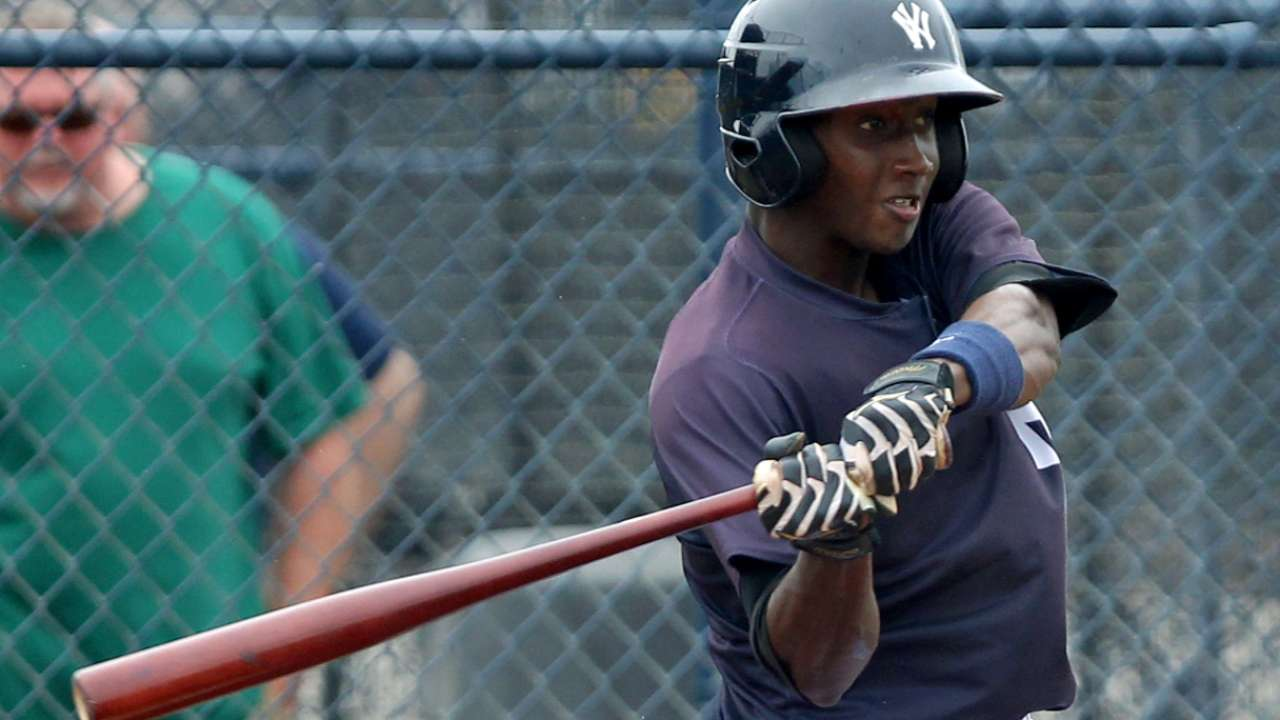 Top Prospects: Mateo, NYY