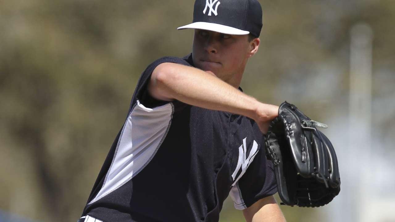 Top Prospects: Lindgren, NYY