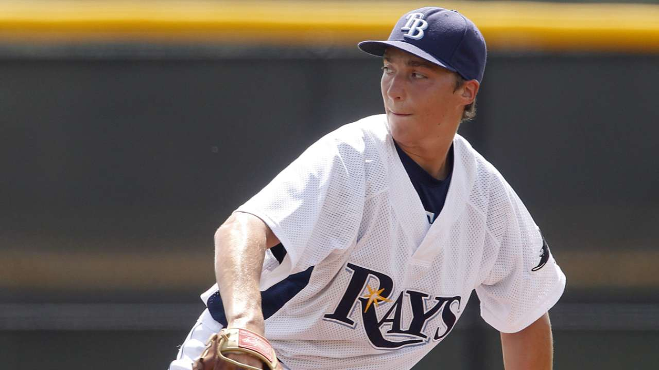 Top Prospects: Snell, TB