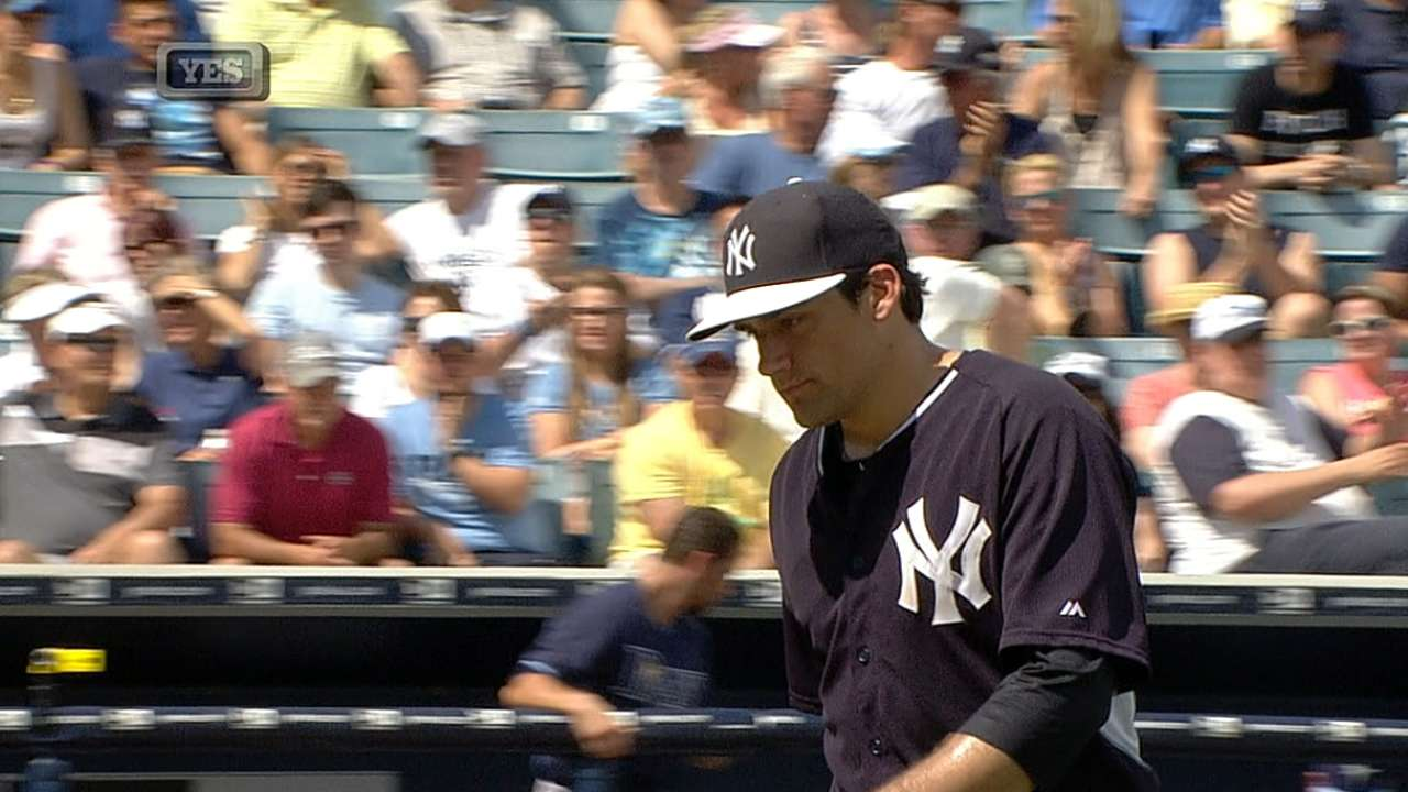 Eovaldi focusing on turning his heat into more strikeouts