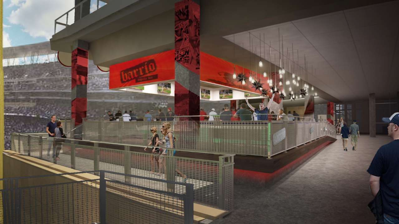 Twins partner with Barrio for new Target Field experience