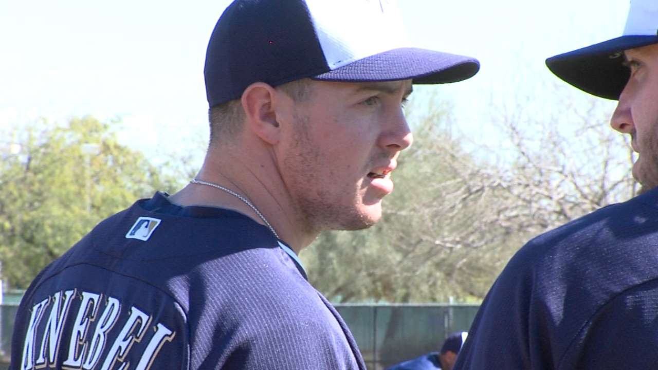 Top Prospects: Knebel, MIL