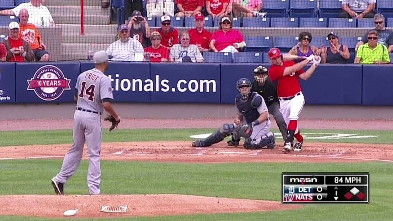 Zimmerman's run-scoring double