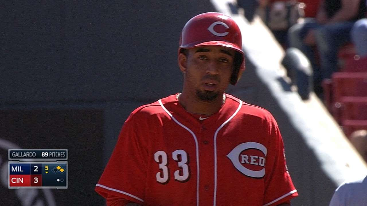 Iglesias activated, Rodriguez optioned to Triple-A